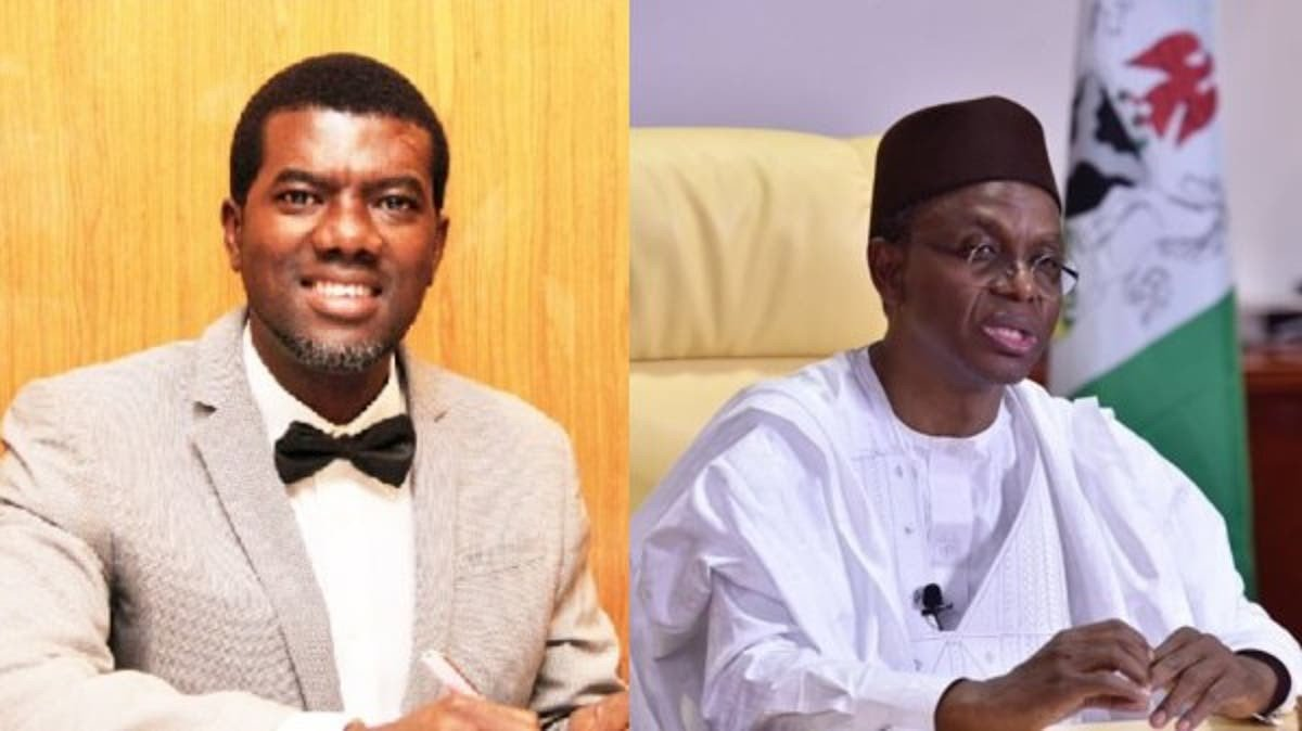 Over 8,000 people sign Reno Omokri's petition asking the EU and UK to bar Governor El-Rufai