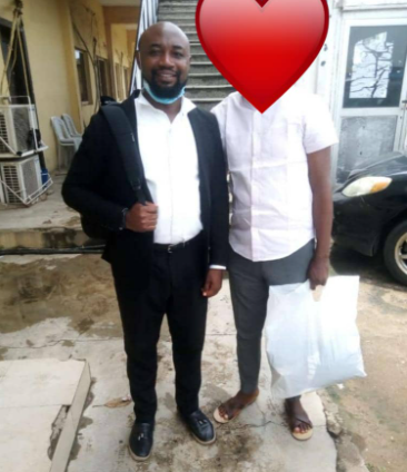Nigerian man released from Ikoyi prison after spending 7 years in there for a crime he reportedly knew nothing about