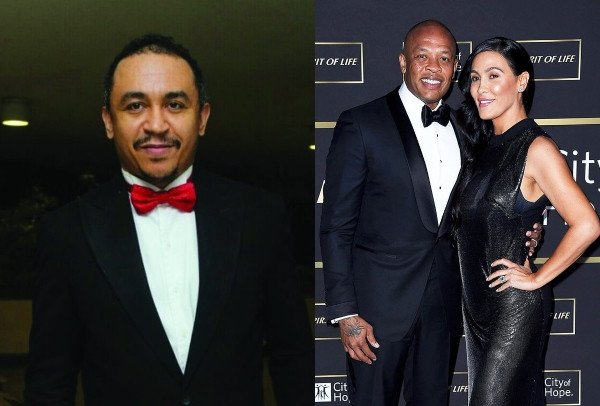 Many men are stuck in bad marriages because of the heavy settlement payouts – Daddy Freeze writes on Dr Dre and Nicole's divorce saga