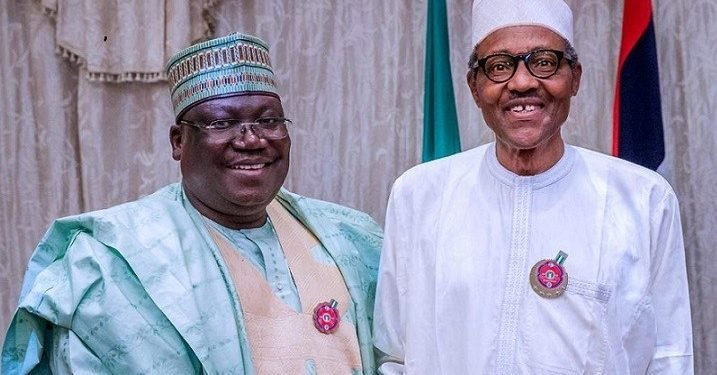 Those accusing Buhari's government of corruption are petty – Senate President, Ahmad Lawan