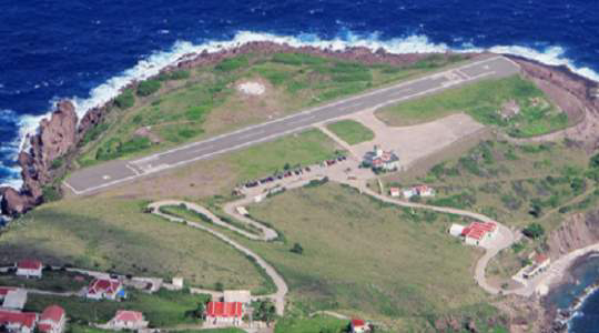 SCARY LANDING! Here Are The Most Dangerous Airplane Runways In The World
