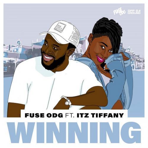 DOWNLOAD Fuse ODG – Winning Ft. Itz Tiffany MP3
