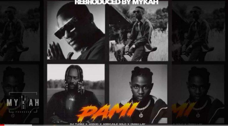 Download Instrumental Dj Tunez – Pami ft. Wizkid, Omah Lay, Adekunle Gold