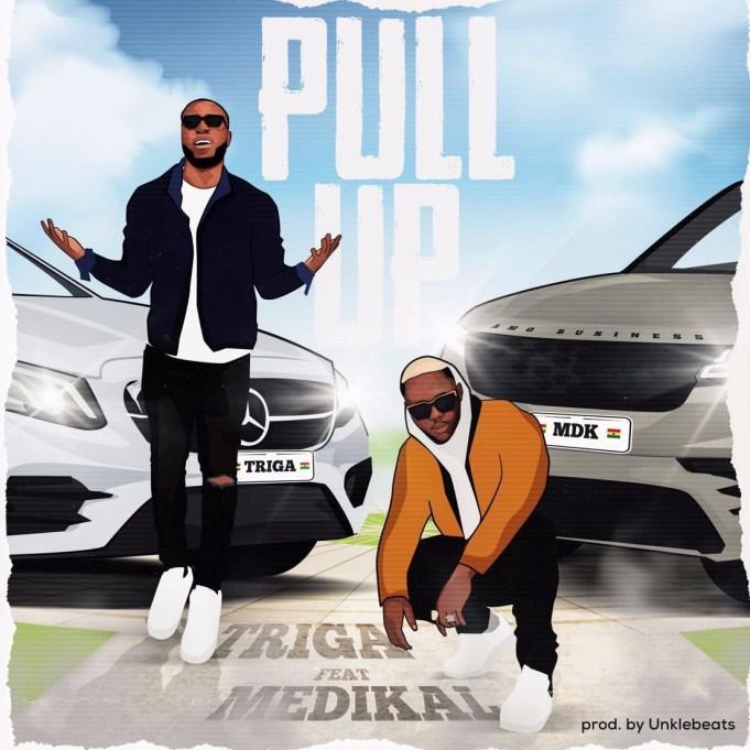 DOWNLOAD Triga – Pull Up ft Medikal MP3