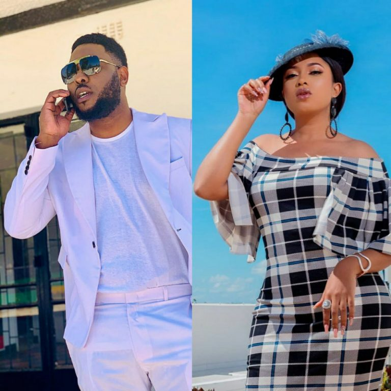Slapdee and Bombshell have been nominated for Afrimma awards