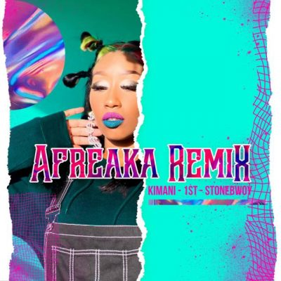 DOWNLOAD Victoria Kimani & FKI 1st ft. Stonebwoy – Afreaka (Remix) MP3