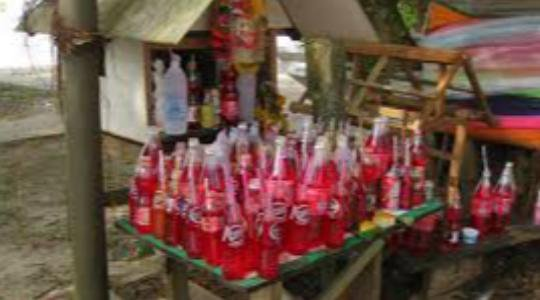 Did You Know That The Thai Community Offer Red Fanta To Their Gods? They Say Their Gods Prefer Snacks!!
