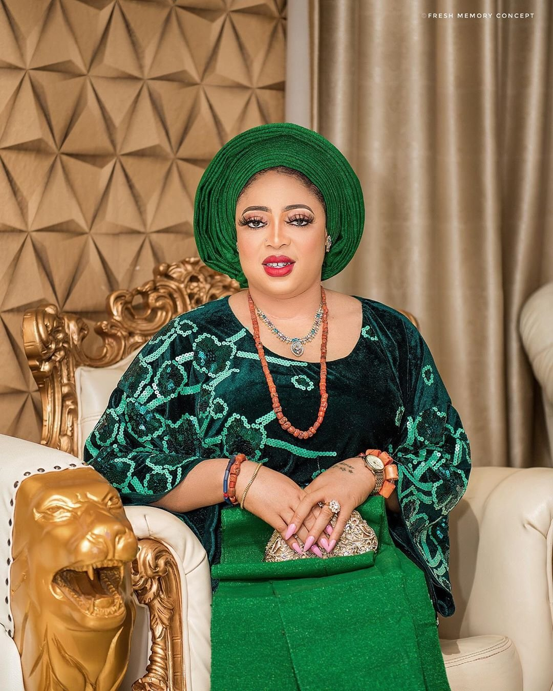 My 81-year-old Husband Is A Better Lover Than Most Young Men – Wife to Alaafin of Oyo