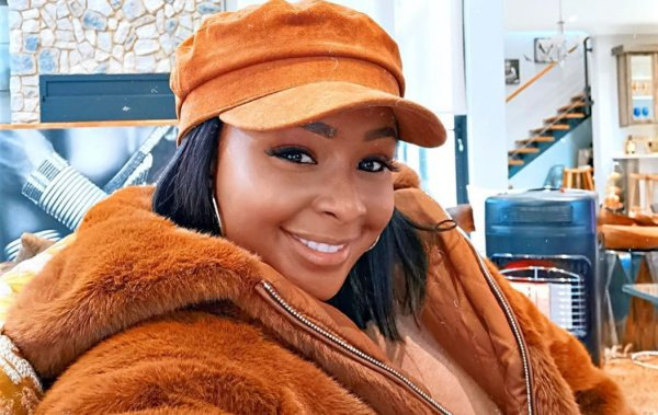 Boity opens up on how her man should propose her