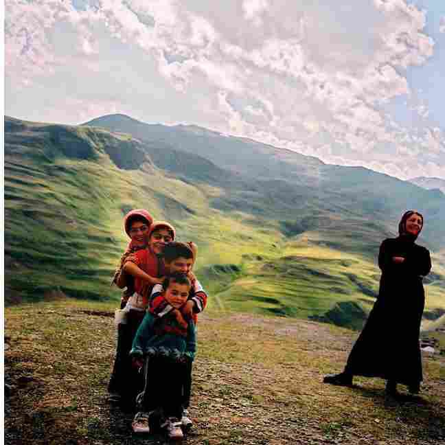 Meet the People Of Xinaliq In Azerbaijan Who Claim That They Are The Descendants Of Noah, And So Live Like He Lived!