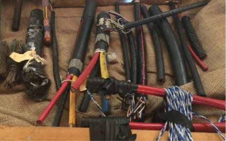 9 suspects apprehended for cable theft, illegal electricity connections in CT