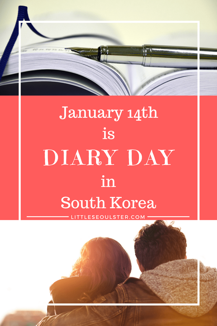DIARY DAY!! Did You Know There Is A Day In Japan Where Couples Are Expected To Express Their Affection In A Romantic Way On Paper?