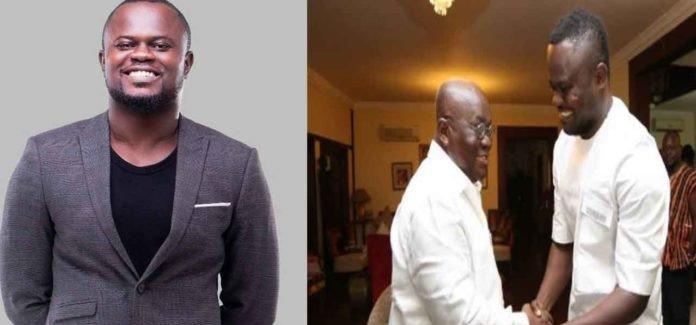 Endorsing Akufo-Addo in 2016 nearly ruined my music career – Cwesi Oteng recounts