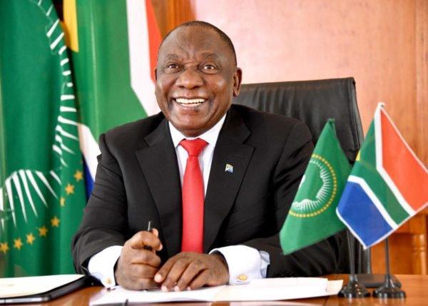 President Ramaphosa encourages a Jerusalema Challenge on Heritage Day