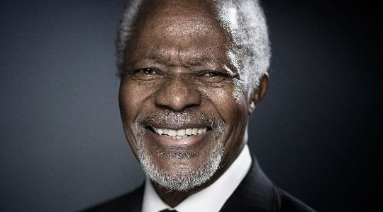 AFRICA'S PRIDE! Here Are Africans Who Have Been Awarded The Nobel Peace Prize