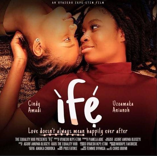 Nigerian Lesbian Movie Dares Censors Board, Set For Release
