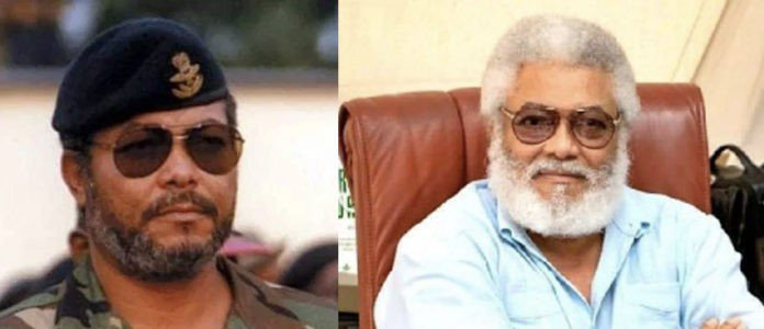 Former Ghana president J.J Rawlings explain why he stayed in power for 19 years