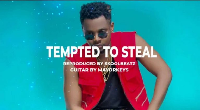 Download Instrumental Kizz Daniel – Tempted To Steal