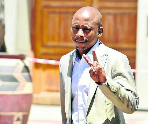 The clock ticks as Lungisa expects his jail sentence