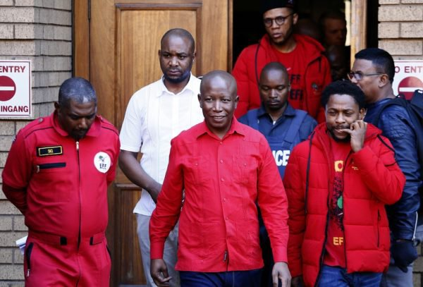 Court postpone Malema, Ndlozi assault case