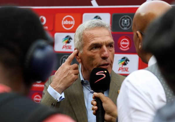 """""""It was all about the points,"""" says Middendorp after Chippa win"""