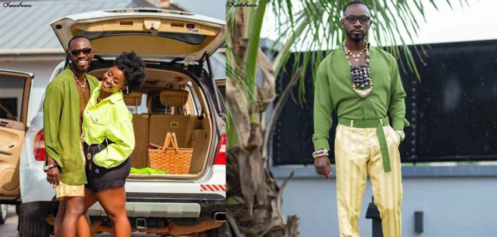 Being a musician didn't make me a womanizer; I liked women before I became a celebrity- Okyeame Kwame
