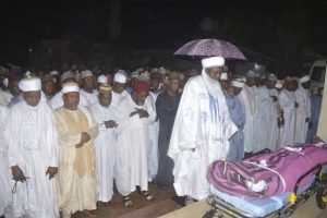 23-year-old Daughter Of Former Sokoto Governor Dies During Childbirth (Photos)