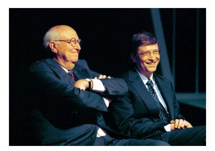 """I will miss him everyday, he was everything I try to be"""" – Bill Gates reveals his father, William Gates Sr, has died aged 94"""