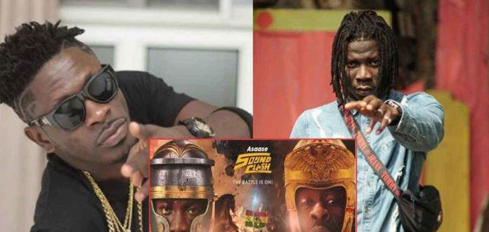 Shatta Wale finally declared winner of Asaase Radio Soundclash votes edition