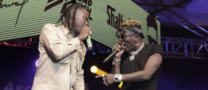 Shatta Wale comes for Stonebwoy after his defeat