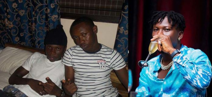 Ungrateful' Stonebwoy exposed again ,check below