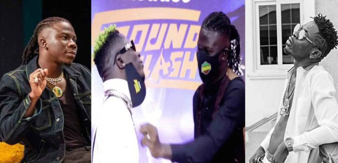Stonebwoy boldly declares  himself winner of Asaase Radio Soundclash voting edition