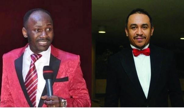 How Apostle Suleman Reacted After Daddy Freeze Apologized To Oyedepo