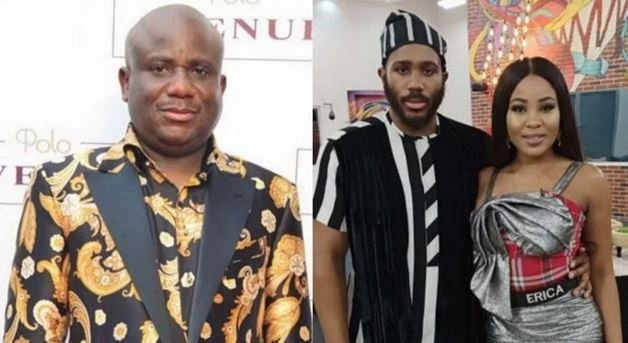 BBNaija: How Erica Treated Me After Her Disqualification – Kiddwaya's Father, Terry Waya Reveals