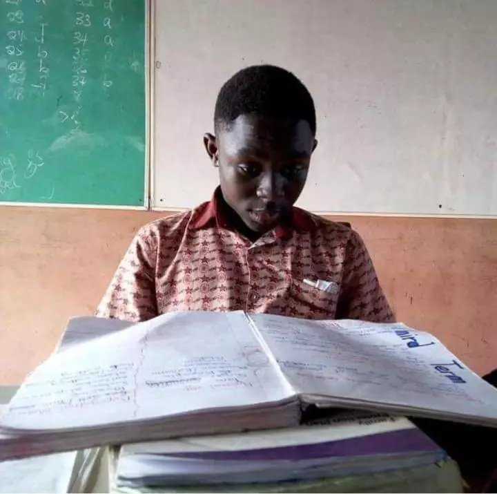 Young Ghanaian  celebrities taking their BECE