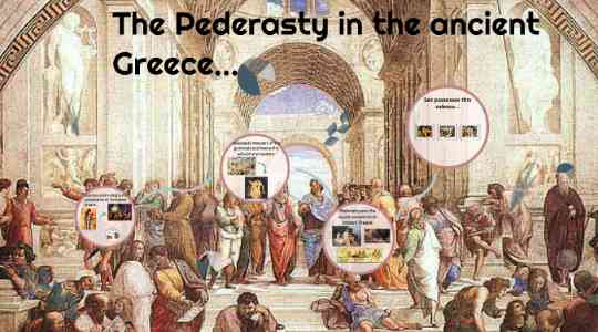 PEDERASTY!! Did You Know In Ancient Greece, Men Took Younger Boys As Lovers? See Why!