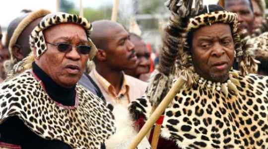 WOW!! Did You Know The Zulu People Of South Africa Do Not Bury People Who Die By Lightning? See Why!