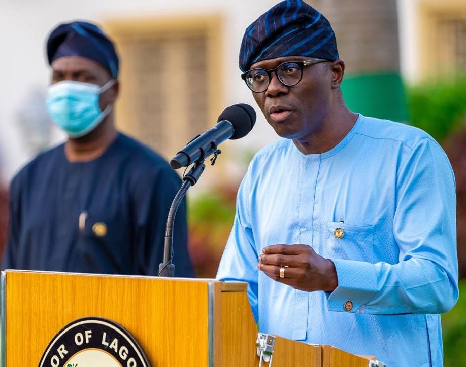 Governor Sanwo-Olu relaxes statewide curfew in Lagos (video)