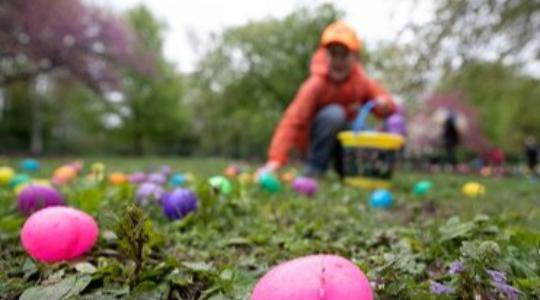 ONLY EGGS ON EASTER!! See Why Children In Lithuania Eat Only Eggs On Easter!
