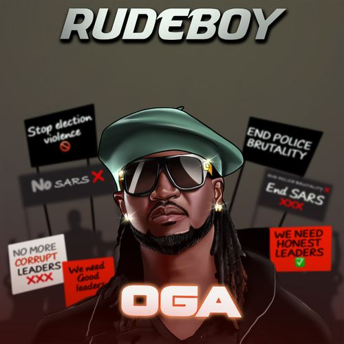 DOWNLOAD Rudeboy – Oga MP3