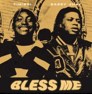 DOWNLOAD TimiBoi – Bless Me Ft. Barry Jhay MP3