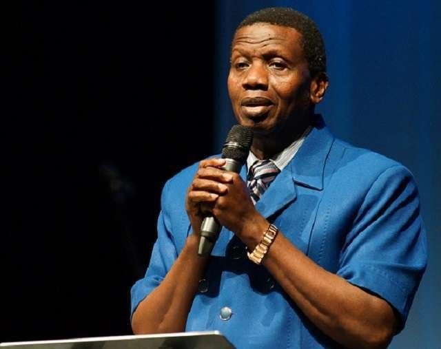 """It Is Either We Restructure Nigeria Or We Break Up""- Pastor Adeboye Blows Hot (Video)"