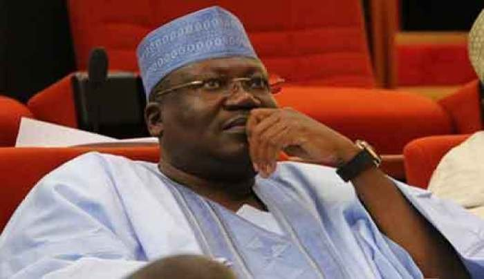 """#EndSARS: """"SARS Has Been Disbanded, No Need To Continue The Protest""""- Senate President, Lawan Urges"""