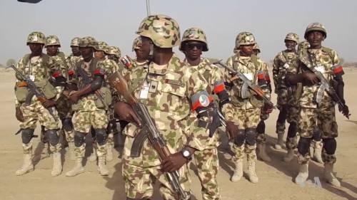 #EndSARS, SWAT: Nigerian Army Sends Message to Protesters, Supports Buhari