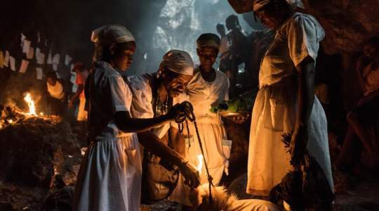 Did You Know There Is A Ritual In Haiti Where People Must Have S*x In The Blood Of A Sacrificial Animal? See Why!!