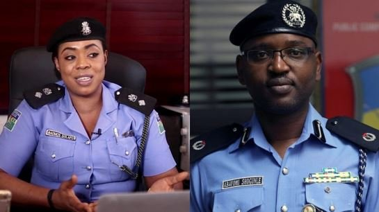 Abayomi Shogunle And Dolapo Badmos Affected As Police Demotes, Dismisses 37 Officers (See Full list)