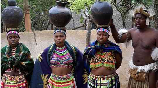 See This Tribe In South Africa Where Marriage Is Dependent On The Number Of Cows The Suitor Can Buy!!