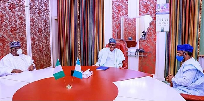 #EndSARS: What Lawan And Gbajabiamila Have To Say To The Youths After Meeting Buhari