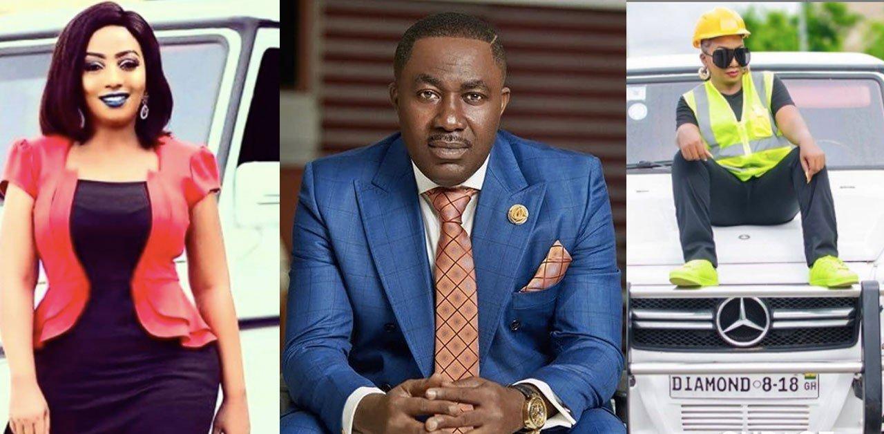 Diamond Appiah threatens to drop all the dirty secrets of Osei Kwame Despite