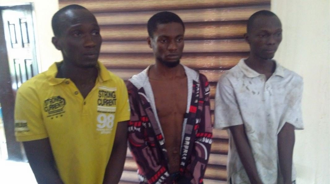 Police Arrests Two Ex-convicts And Receiver Of Stolen Property In Cross River